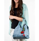Handbag Crystalle - Blue
