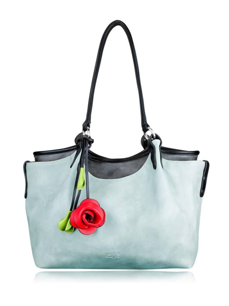 Handbag Harmony - Aqua