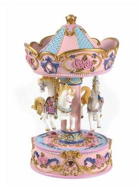 1 Carrousel Musicale 3 cheveaux LRG