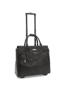 "Piper Pebble 15"" Rolling Laptop Bag"