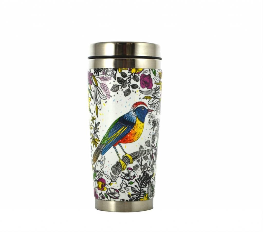 Thermos à café oiseau 475ml