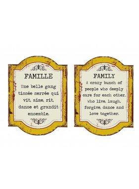 Affiche  Famille