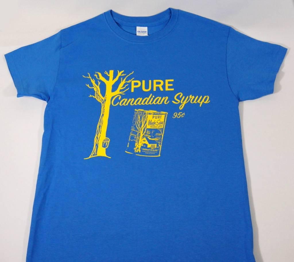 T-Shirt Sirop d'érable