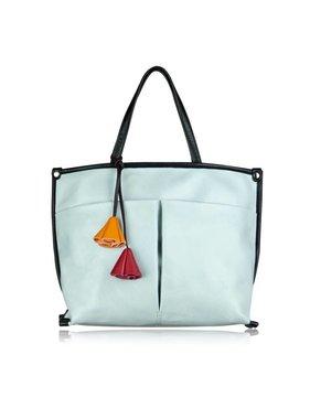 Handbag Cammy -Aqua