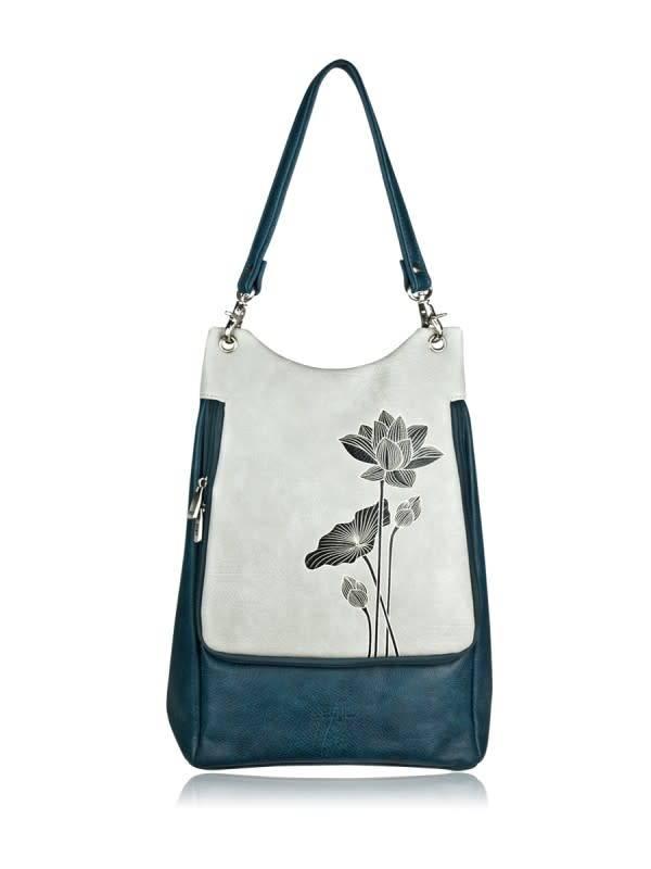 Handbag Claire - Grey