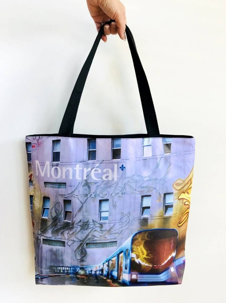 Tote bag - Montréal
