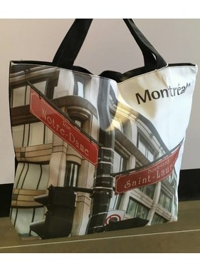 Tote Bag - rue Saint-Laurent