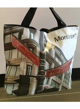 Tote Bag - Saint-Laurent Street
