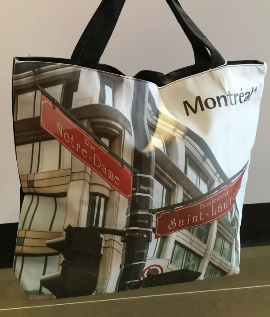 Tote Bag - rue Saint-Laurent
