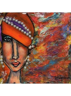 Ghislaine Bergeron 1 Lady Maude 6x6