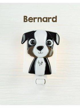 Veille sur toi Bernard Dog Nightlight