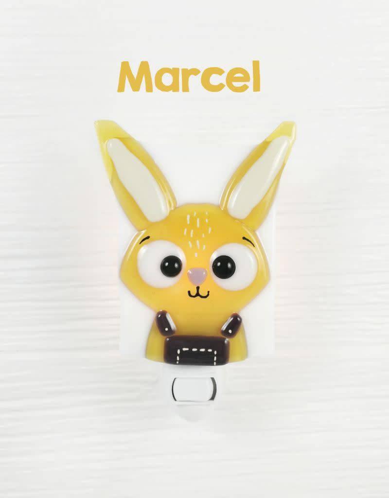Veille sur toi Veilleuse Lapin Marcel