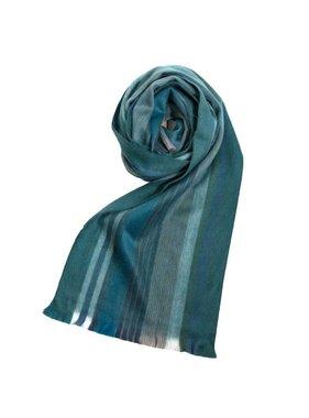 1 Alpaca seamless scarve - Mariner
