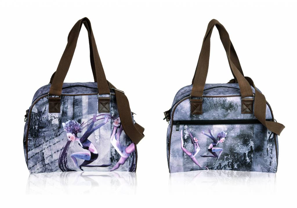 Dance Gallery Dance Gallery Bowling Bag