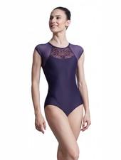 Ballet Rosa Gladys Cap Sleeve Leotard
