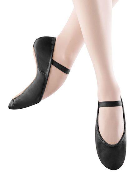 Bloch Ladies Dansoft Full Sole Leather Ballet Shoe