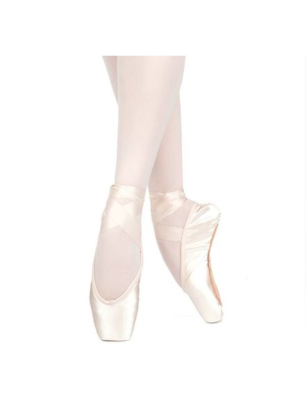 Russian Pointe Lumina Drawstring Pointe Shoe