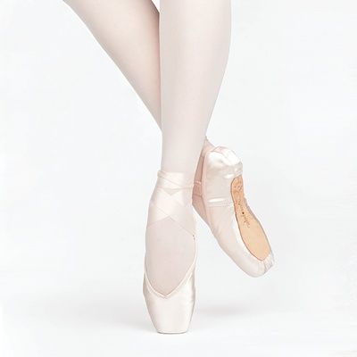 Russian Pointe Encore Drawstring Pointe Shoe