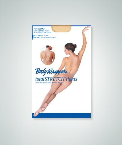 Body Wrappers Adult Body Tights