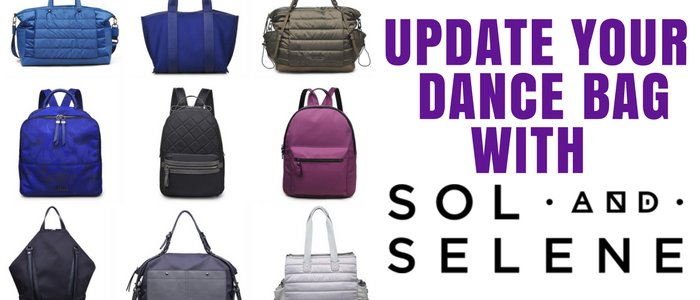 Upgrade Your Dance Bag with Sol & Selene!