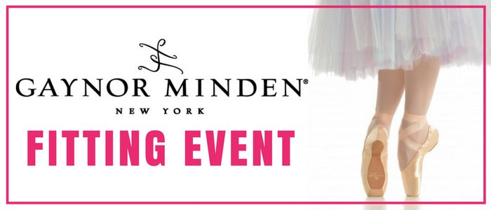 Gaynor Minden Fitting Event 2017