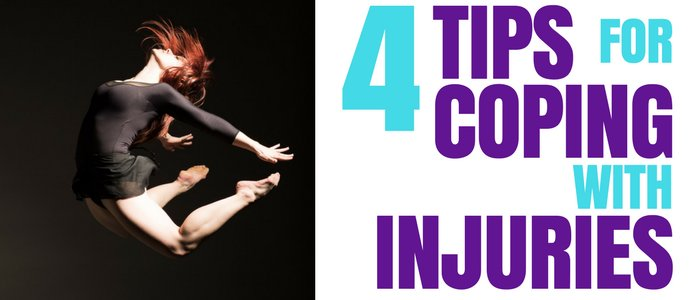 4 Tips for Coping With Injuries