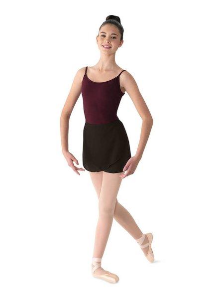 Mirella Georgette Wrap Skirt