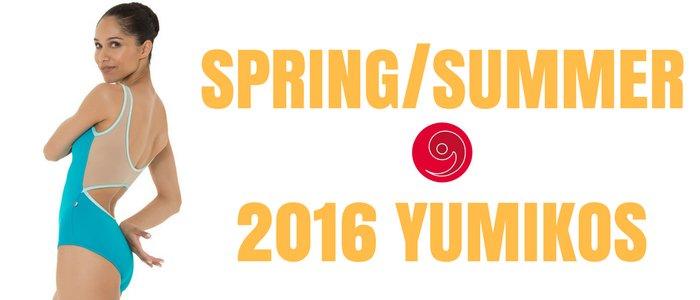 Spring/Summer 2016 Yumikos