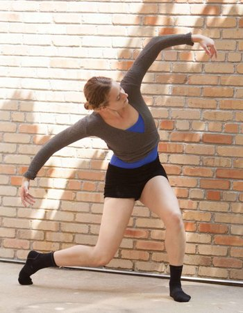 LINES Contemporary rehearsal