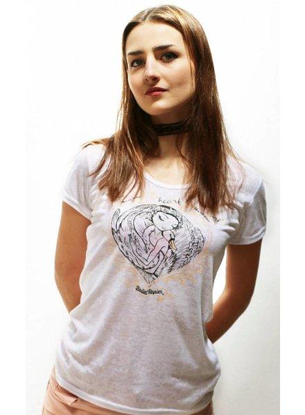 Ballet Papier Pavlova T-Shirt