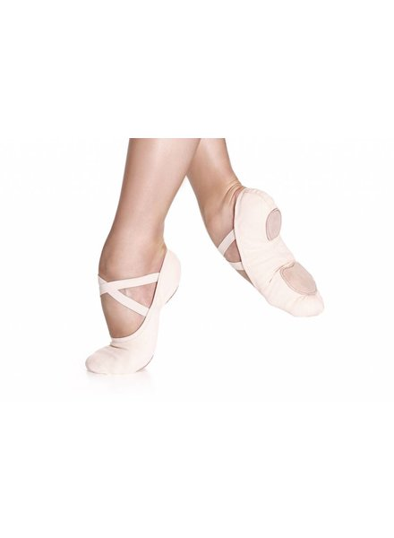 So Danca Bliss Stretch Canvas Ballet Shoe