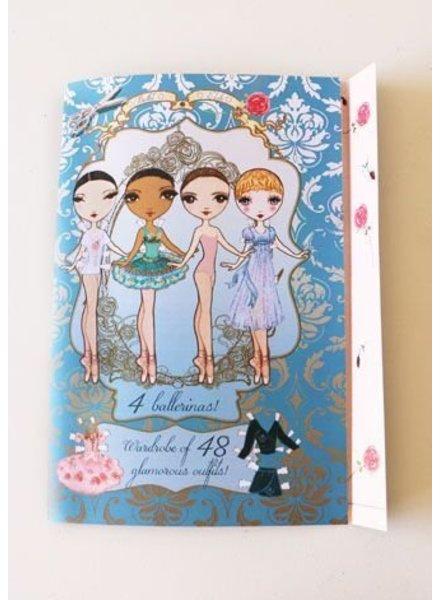 Ballet Papier Ballerina Paper Dolls