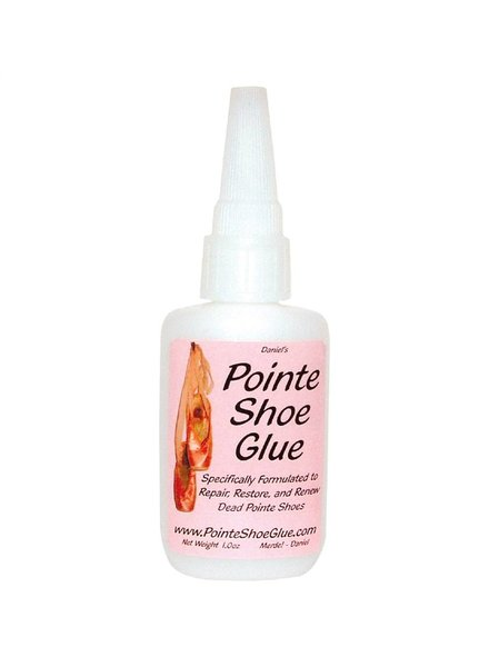Pillows for Pointes Pointe Shoe Glue