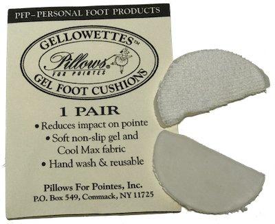 Pillows for Pointes Gellowettes