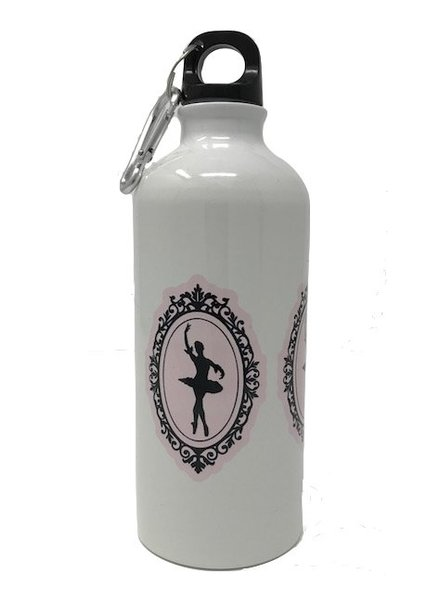 El Petit Ballet Silhouette Ballerina Water Bottle