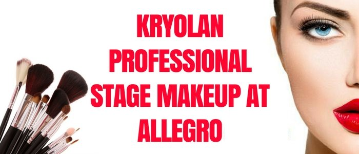Kryolan Professional Makeup at Allegro