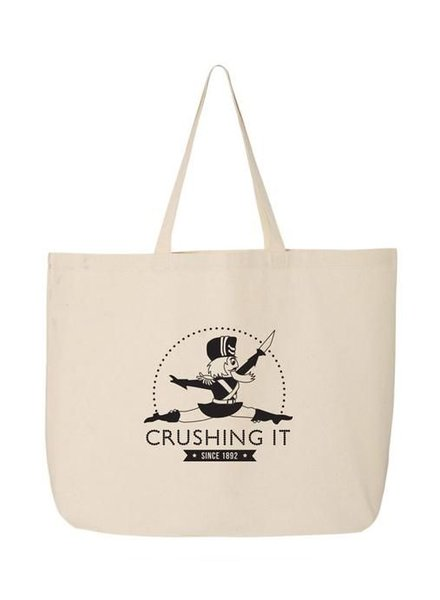 Covet Dance Crushing It Canvas Tote