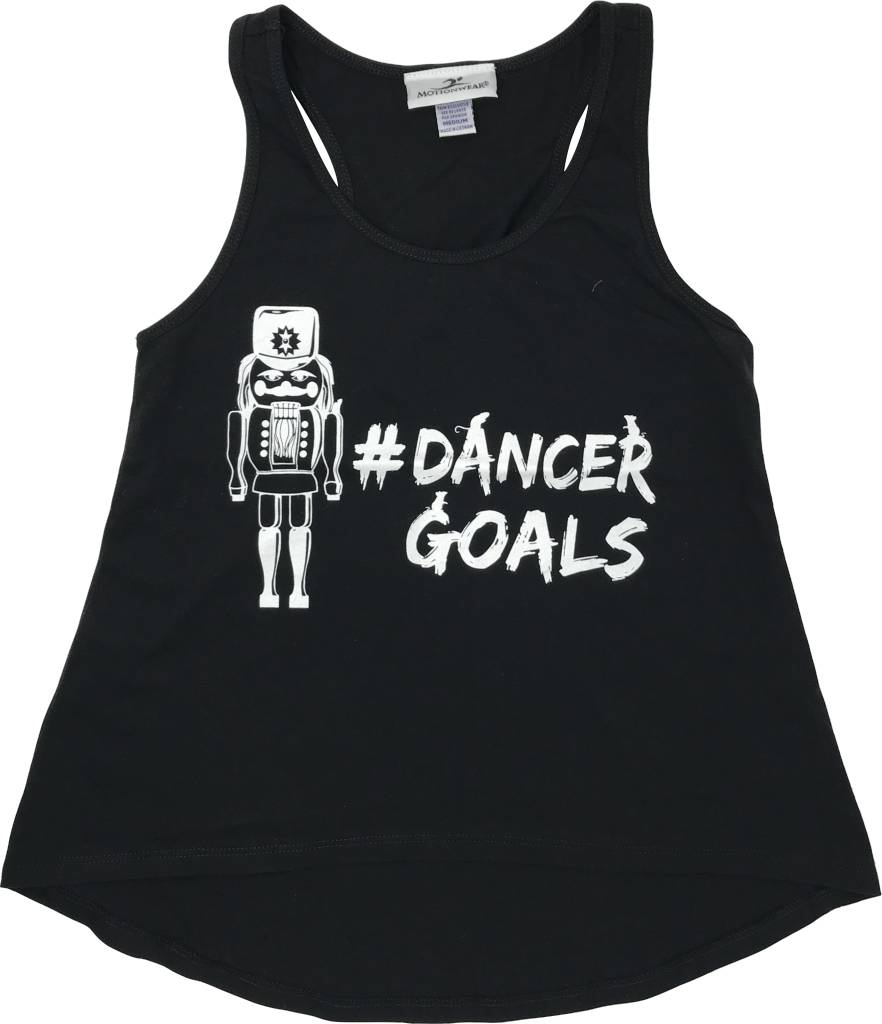 Motionwear #DancerGoals Tank