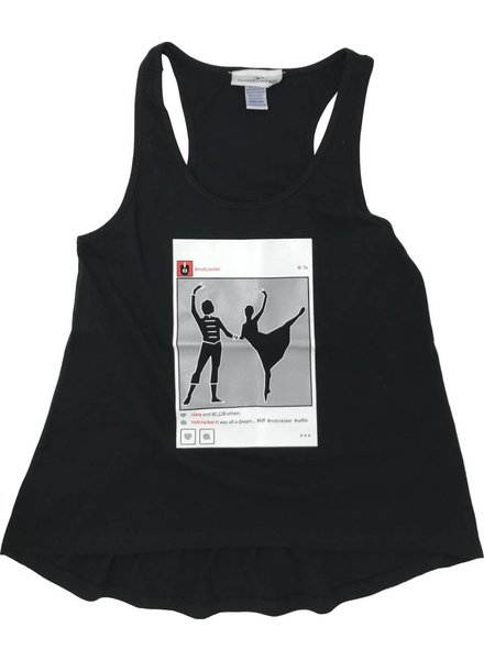 Motionwear Nutcracker Social Media Tank Top