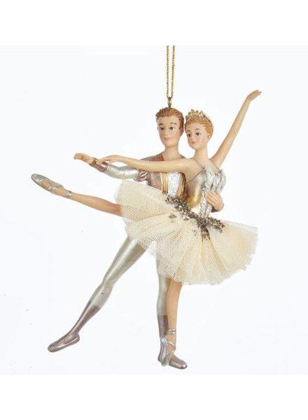 Ballet Couple Ornament