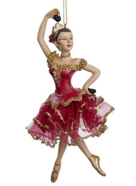Spanish Dancer Ornament