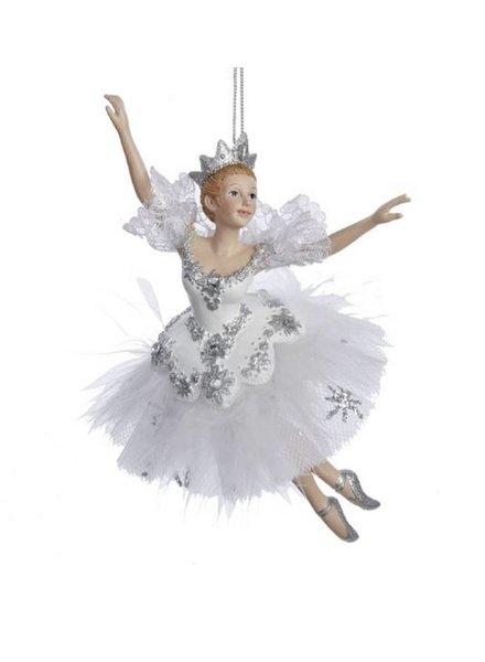 Snow Queen Ornament