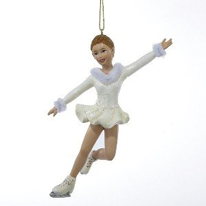 Figure Skater Ornament