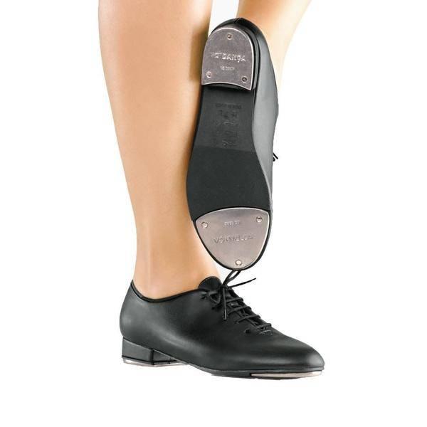 So Danca Children's Beginner Lace Up Tap Shoe