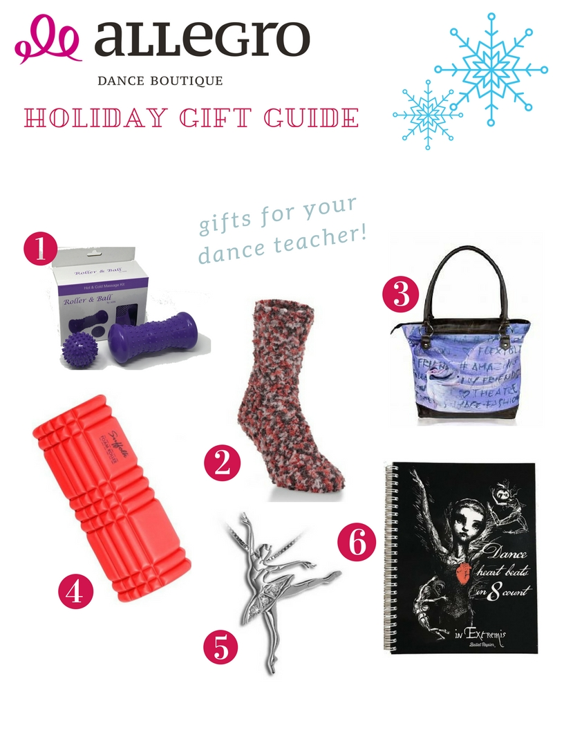 Gift Guide Teacher