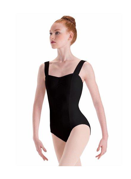 Motionwear Wide Strap Princess Seam Leotard