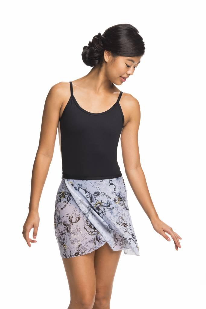 Ainsliewear Adult Versailles Mesh Wrap Skirt