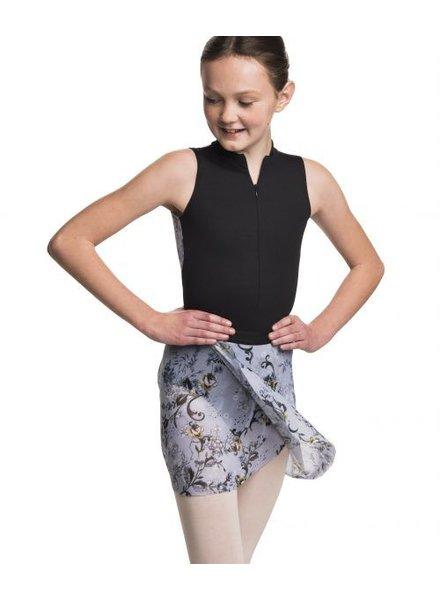 Ainsliewear Girls Versailles Mesh Wrap Skirt