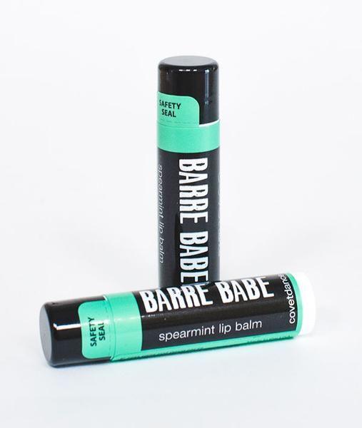 Covet Dance Barre Babe Spearmint Lip Balm