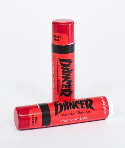 Covet Dance Dancer on Fire Cherry Lip Balm